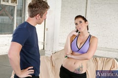 Jayden Jaymes and Danny Wylde in Naughty Athletics (Thumb 02)