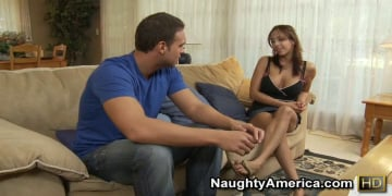 Mulani Rivera and Rocco Reed in Latin Adultery