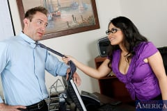 Jessica Bangkok and Will Powers in Naughty Office (Thumb 02)