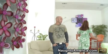 Ava Devine and Derrick Pierce in My Wife's Hot Friend