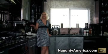 Mandy Sweet and Bill Bailey in My Friends Hot Mom