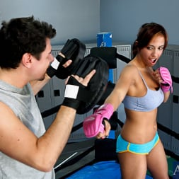 Mulani Rivera in 'Naughty America' and Denis Marti in Naughty Athletics (Thumbnail 1)