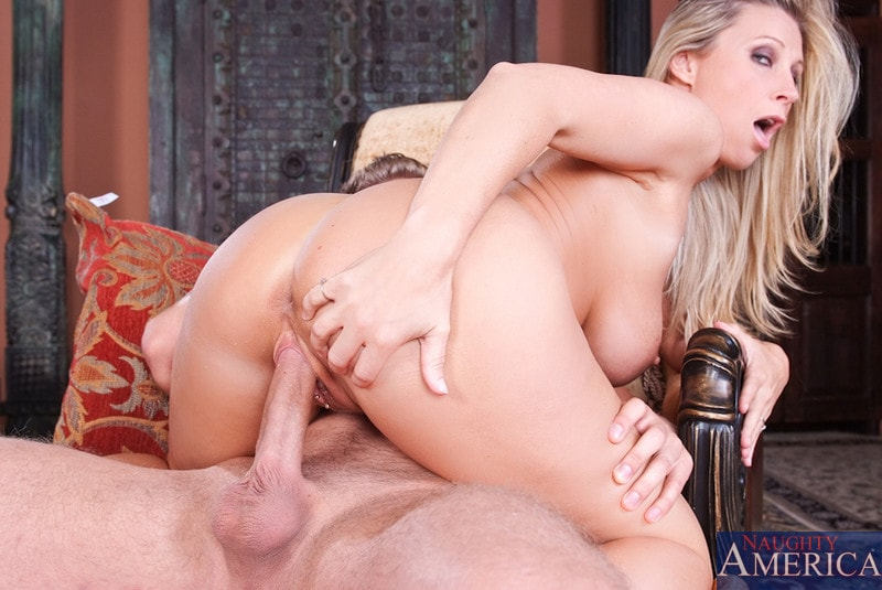 Naughty America 'and Danny Wylde in My Friends Hot Mom' starring Devon Lee (Photo 9)