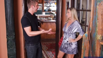 Devon Lee in 'and Danny Wylde in My Friends Hot Mom'