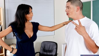 Diana Prince in 'and Alex Gonz in My First Sex Teacher'
