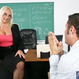 Alexis Golden in 'Naughty America' and Danny Mountain in My First Sex Teacher (Thumbnail 2)