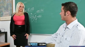 Alexis Golden in 'and Danny Mountain in My First Sex Teacher'