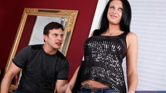 Bella Blaze in 'and Anthony Rosano in I Have a Wife'