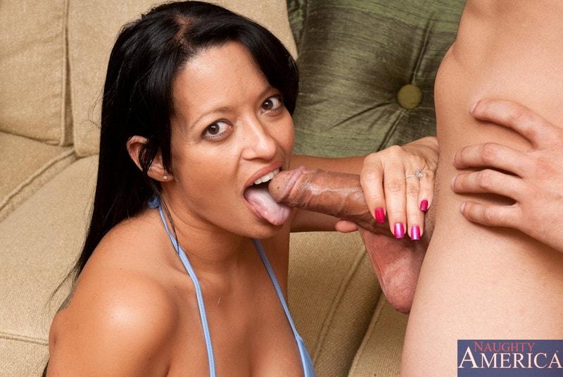 Naughty America 'and Cris Commando in Latin Adultery' starring Mason Storm (Photo 3)