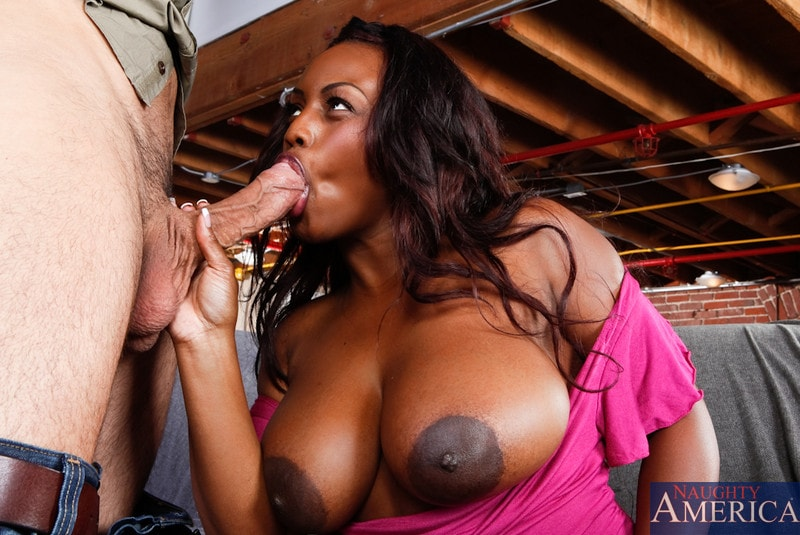 Naughty America 'and Denis Marti in I Have a Wife' starring Jada Fire (Photo 5)