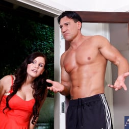 Michelle Brown in 'Naughty America' and Marco Banderas in I Have a Wife (Thumbnail 1)