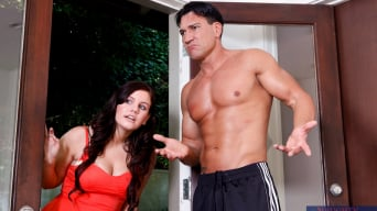 Michelle Brown in 'and Marco Banderas in I Have a Wife'