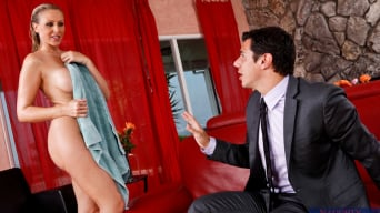 Julia Ann in 'and Denis Marti in My Wife's Hot Friend'
