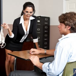 Ava Addams in 'Naughty America' and Seth Gamble in My First Sex Teacher (Thumbnail 2)