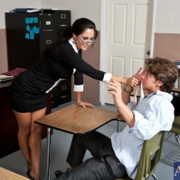 Ava Addams in 'Naughty America' and Seth Gamble in My First Sex Teacher (Thumbnail 3)