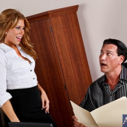 Brooklyn Lee in 'Naughty America' and Marco Banderas in Naughty Office (Thumbnail 1)