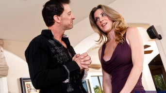 Kayla Paige in 'and Tony DeSergio in Neighbor Affair'