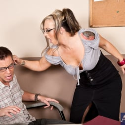 Shay Morgan in 'Naughty America' and Dane Cross in My First Sex Teacher (Thumbnail 2)