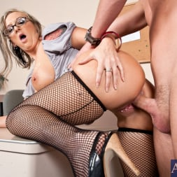 Shay Morgan in 'Naughty America' and Dane Cross in My First Sex Teacher (Thumbnail 7)
