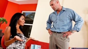 Cassandra Cruz in 'and Charles Dera in My Wife's Hot Friend'