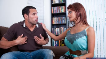 Joslyn James in 'and Carlo Carrera in My Wife's Hot Friend'