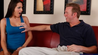 Kortney Kane in 'and Mark Wood in My Wife's Hot Friend'