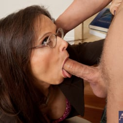 Syren De Mer in 'Naughty America' and Danny Wylde in My First Sex Teacher (Thumbnail 4)