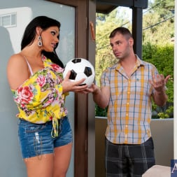 Angelina Castro in 'Naughty America' and Ralph Long in Neighbor Affair (Thumbnail 1)