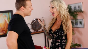 Sarah Jessie in 'and Jerry in My Wife's Hot Friend'