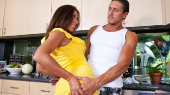 Rachel Starr in 'and Tommy Gunn in I Have a Wife'