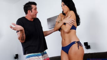 Dylan Ryder in 'and Billy Glide in My Dad's Hot Girlfriend'