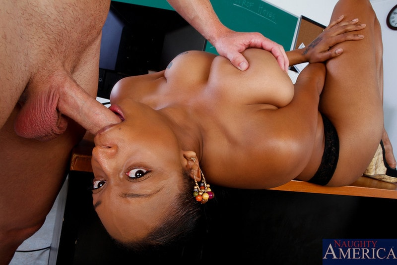Naughty America 'and Michael Vegas in My First Sex Teacher' starring Carmen Hayes (Photo 5)