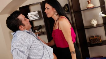 India Summer in 'and Billy Glide in Naughty Office'