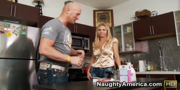 Brooke Tyler and Christian in My Wife's Hot Friend