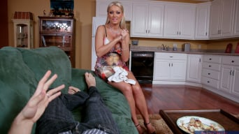 Diana Doll in 'and Danny Wylde in Housewife 1 on 1'