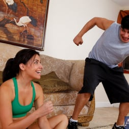 Danica Dillon in 'Naughty America' and Anthony Rosano in Naughty Athletics (Thumbnail 1)