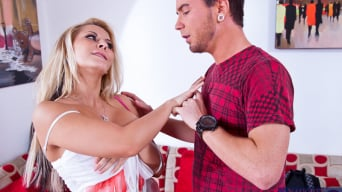 Madison Ivy in 'and Dane Cross in My Dad's Hot Girlfriend'