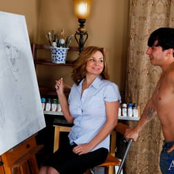 Rebecca Bardoux in 'Naughty America' and Anthony Rosano in My Friends Hot Mom (Thumbnail 1)