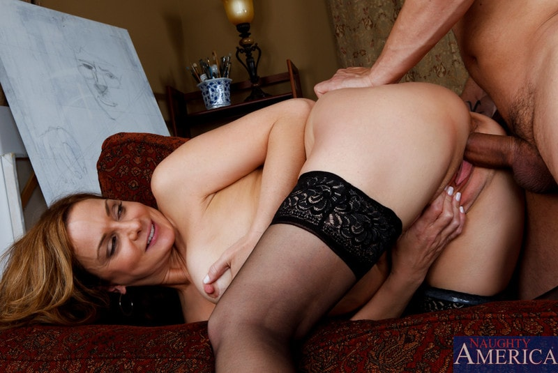 Naughty America 'and Anthony Rosano in My Friends Hot Mom' starring Rebecca Bardoux (Photo 13)