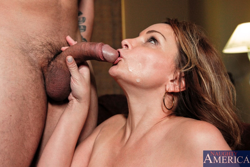 Naughty America 'and Anthony Rosano in My Friends Hot Mom' starring Rebecca Bardoux (Photo 14)