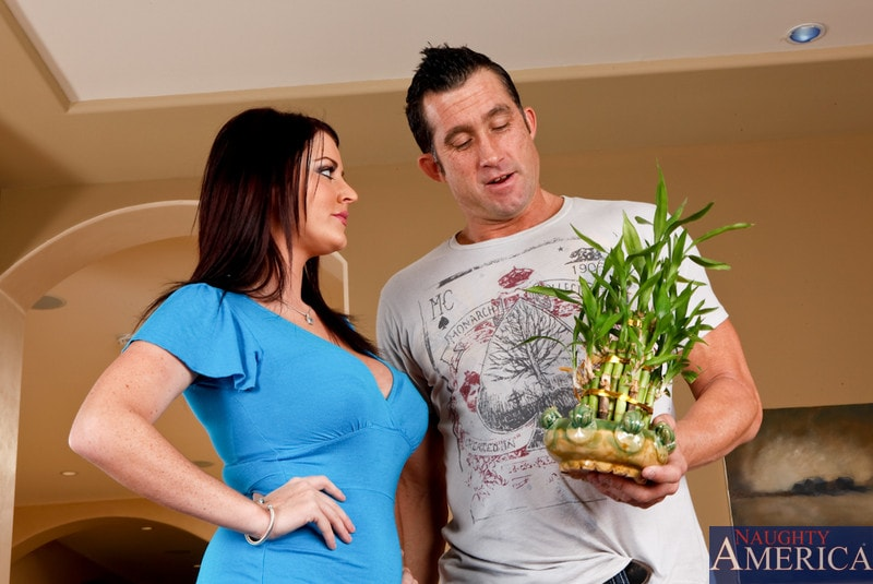 Naughty America 'and Billy Glide in Neighbor Affair' starring Sophie Dee (Photo 1)
