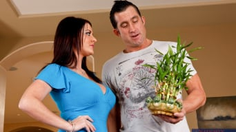 Sophie Dee in 'and Billy Glide in Neighbor Affair'