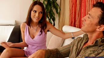Jennifer Dark in 'and Tony DeSergio in My Wife's Hot Friend'