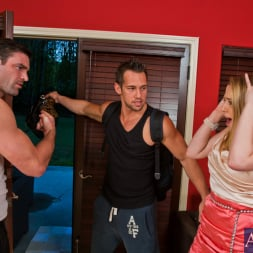 Kagney Linn Karter in 'Naughty America' Kagney Linn Karter, Johnny Castle and Charles Dera in My Dad's Hot Girlfriend (Thumbnail 1)