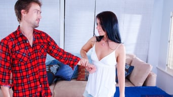 Tina Dove in 'and Richie in My Wife's Hot Friend'