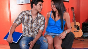 Stephani Moretti in 'and Richie Deville in My Sisters Hot Friend'