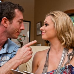 Briana Banks in 'Naughty America' and Jordan Ash in Seduced by a cougar (Thumbnail 1)