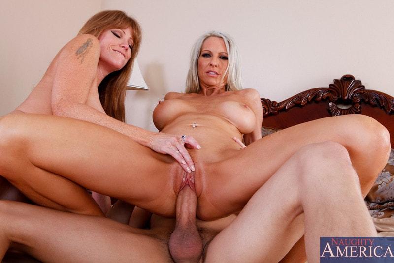 Naughty America 'My Friends Hot Mom' starring Darla Crane (Photo 7)