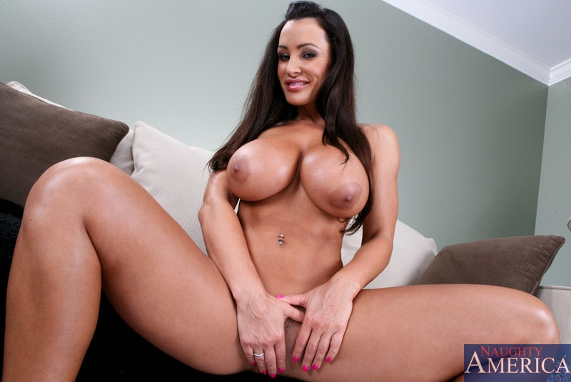 Naughty America 'and Xander Corvus in Neighbor Affair' starring Lisa Ann (Photo 1)