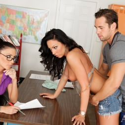 Jessica Jaymes in 'Naughty America' Jessica Jaymes, Tiffany Brookes and Johnny Castle in My First Sex Teacher (Thumbnail 4)